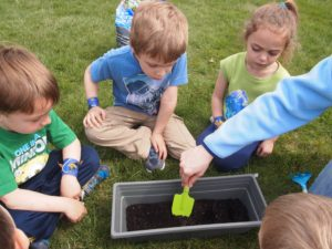 Mini Miracles Earth day 2016.
